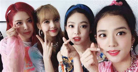 blackpink   landed  major cf deal
