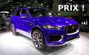 Jaguar F Pace Prix Ttc : ascension rapide l 39 automobile magazine ~ Medecine-chirurgie-esthetiques.com Avis de Voitures