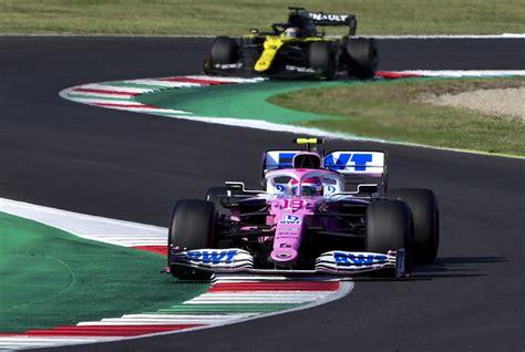 Il momento dell'incidente al mugello. F1: Mugello; incidente a Stroll, nuova bandiera rossa | GiornaledelRubicone.com