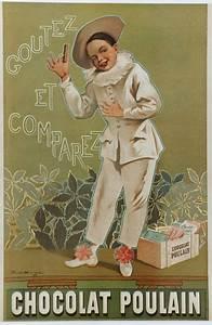 Chocolat Poulain, Firmin Bouisset XIXème | Ancienne ...