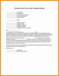 general cover letters for employment bio letter format With general resume cover letter