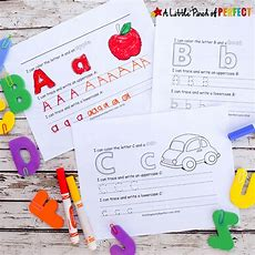 Letter Writing Practice Free Printables