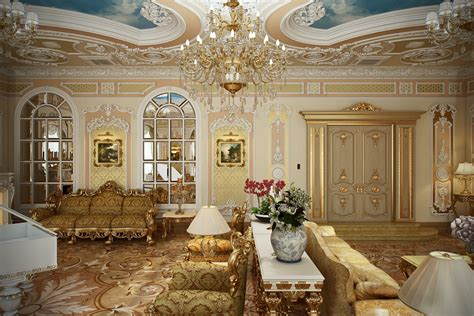 5 Luxurious Interiors Inspired By Louis Era Design by 5 Luxurious Interiors Inspired By Louis Era Design