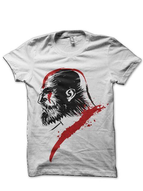 God Of War 6 T Shirt god of war kratos white t shirt swag shirts
