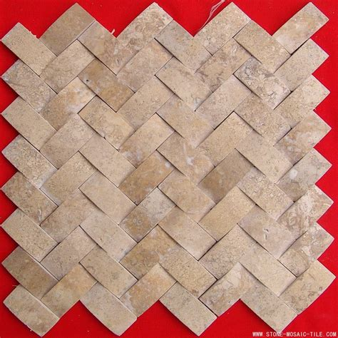 herringbone travertine tile eastwood
