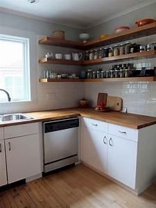 37, Inspiring, Diy, Small, Kitchen, Open, Shelves, Decor, Ideas