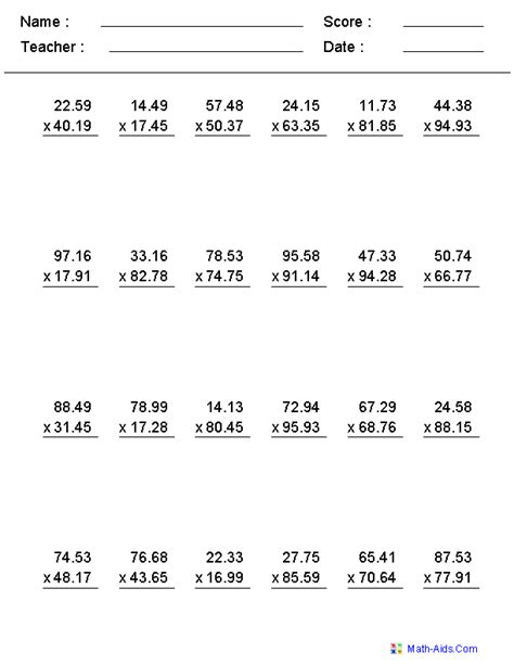 Found worksheet you are looking for? 11 Best Images of Decimals To Fractions Worksheets Grade 5 ...
