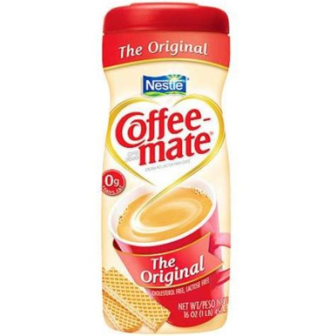 Nestle Coffee Mate Original   Tea & coffee   Gomart.pk