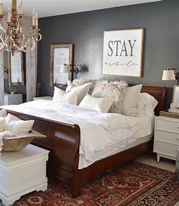 Bedroom, Ideas, Cherrywoodbedroomfurniture