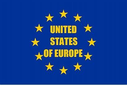 Europe Eu Federation United Union Flag European