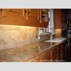 All About Home Decoration & Furniture Kitchen Backsplash