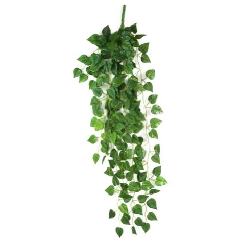 hanging vine plants atificial fake hanging vine plant leaves garland home garden wall decoration in the uae see