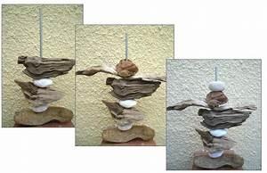 Faire Un Parterre De Galets : faire une lampe soi m me en bois flott et galets au fil ~ Dailycaller-alerts.com Idées de Décoration