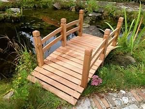 Brücke Für Gartenteich : gartenbr cke wetterfest stabil teich br cke holzbr cke ~ Whattoseeinmadrid.com Haus und Dekorationen