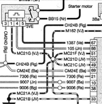 Peugeot Glow Relay Wiring Diagram by Glow Relay Wiring Dieselbike Net