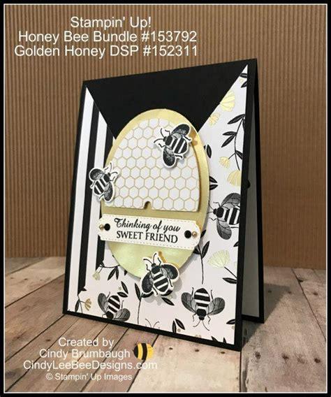 stampin  honey bee bundle  golden honey dsp video
