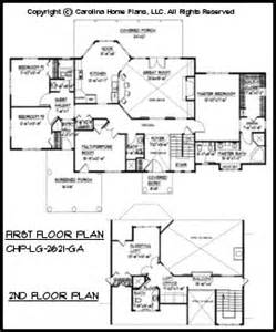 house plans open large open floor house plan chp lg 2621 ga sq ft large open floor home plan 2600 square