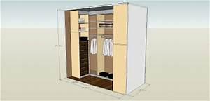 Plan Dressing En U : travauxdepatrick faire ses travaux soi meme ~ Melissatoandfro.com Idées de Décoration