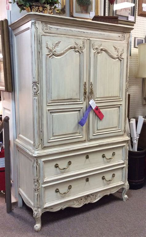 Painted Armoire Furniture 87 Best Painted Armoires Ideas Images On