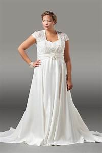white ivory plus size wedding dresses cap sleeves bridal With plus size ivory wedding dresses