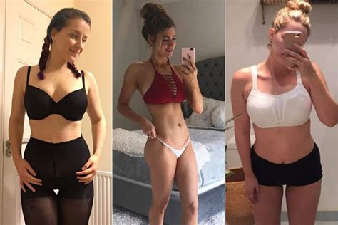 fake    body transformation