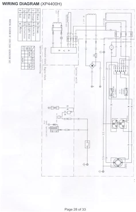 chion 240v generator wiring diagram 38 wiring diagram