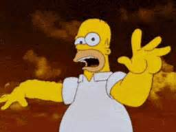 gif find on giphy trippy homer gif find on giphy Homer