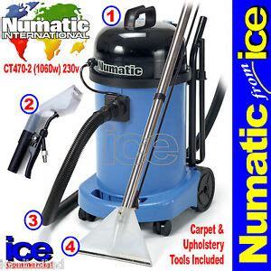Carpet And Upholstery Cleaner Machines by Numatic Ct470 Professional Carpet Upholstery Cleaning