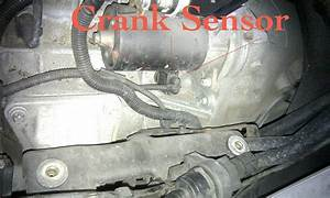 This And That    Bmw E46  N42 Engine  Crank Sensor