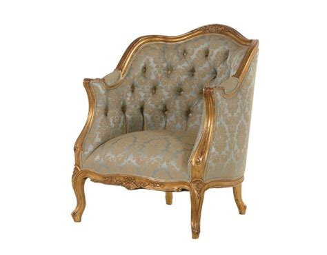 Versailles Armchair by Versailles Armchair With Green Upholstery