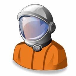 Astronaut Icon - Pics about space