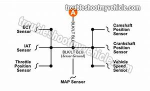 Chevy O2 Sensor Wiring Diagram