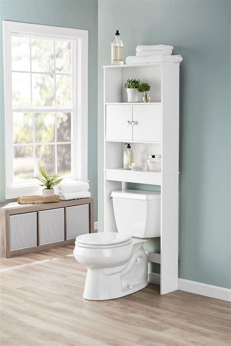 bathroom space saver   toilet cabinet shelf