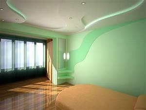 Wände Streichen Ohne Rolle : decke ohne streifen streichen so wird 39 s gemacht ~ Orissabook.com Haus und Dekorationen