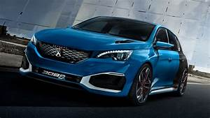 2015 Peugeot 308 R HYbrid Concept - Wallpapers and HD