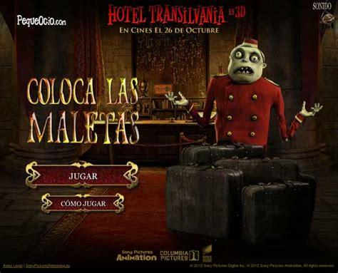 Hotel Transilvania, un divertido juego online para niños ...