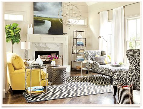 Real Simple Living Room Design Ballard Designs
