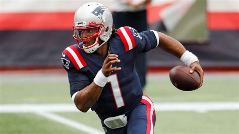 New England Patriots QB Cam Newton tests positive for ...