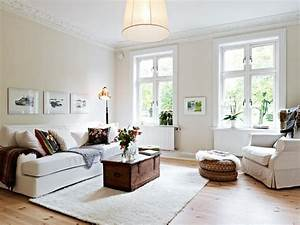 Deco salon blanc pour un interieur lumineux et moderne for Tapis chambre bébé avec pot de fleur interieur moderne
