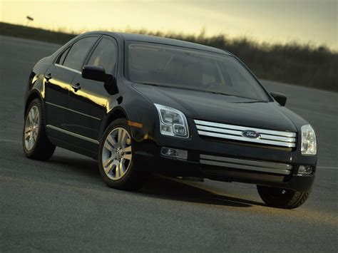 Ford Fusion 2006 by 2006 Ford Fusion Pictures Photos Gallery Motorauthority