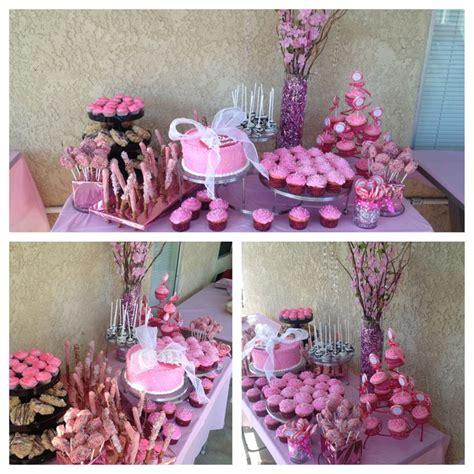 sweet sixteen dessert table sweet 16 dessert table sweet 16 party ideas pinterest