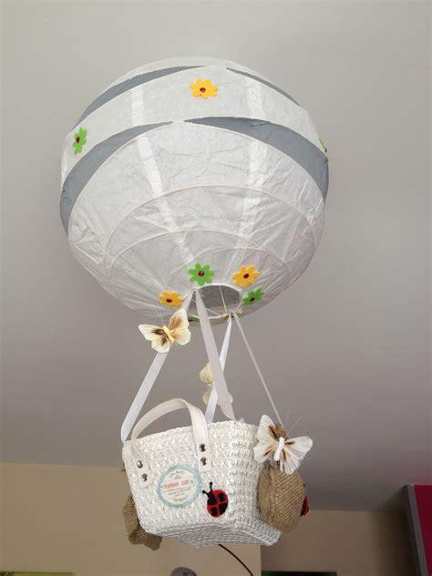lustre chambre enfants en vente lustre montgolfière deco chambre d 39 enfants