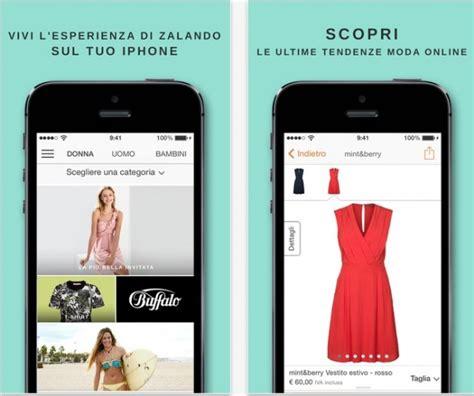 zalando si鑒e social zalando lancia la sua app in italia iphone italia