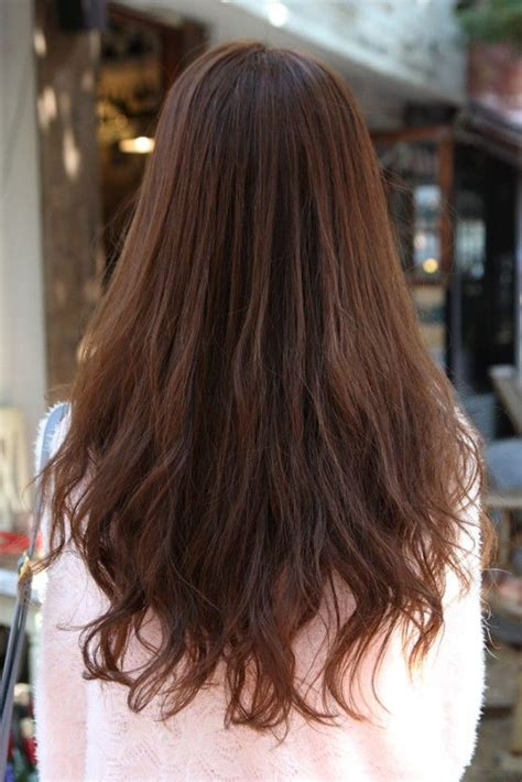 view  asian long hairstyle   fashion long
