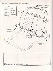 Seat Squab Details