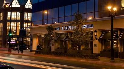Capital Grille Milwaukee Exterior Visit