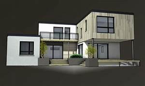 Plan Maison Architecte Design