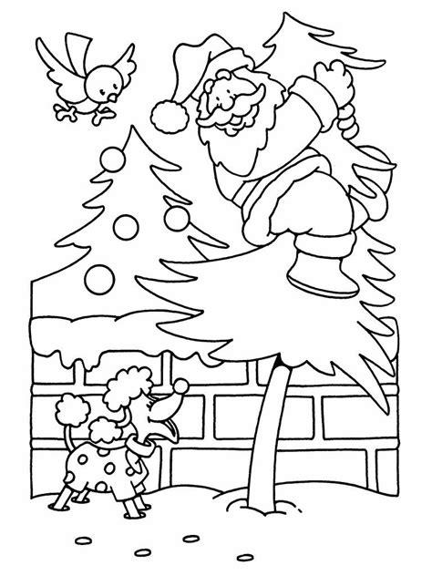 Kerststal Kleurplaat Olwassen by Kleurplaten Kerststal