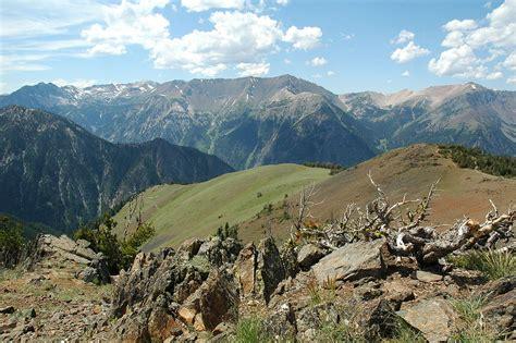 Wallowa Mountains - Wikipedia