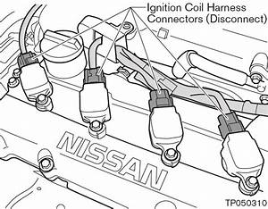 Ignition Coil Wire Harness Connector
